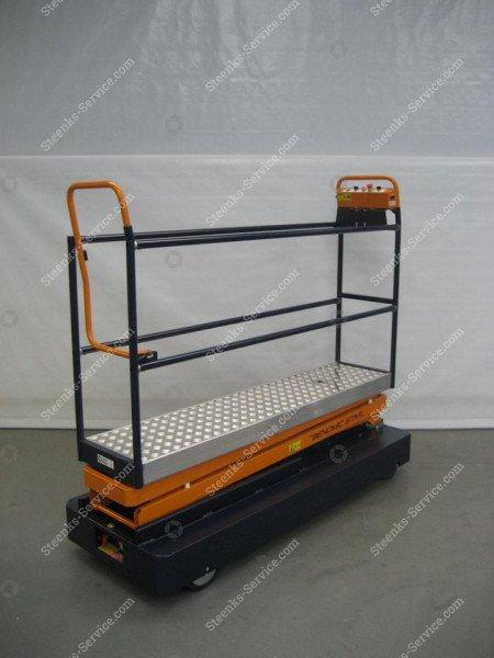 Rohrschienenwagen Benomic Star 350   Bild 7