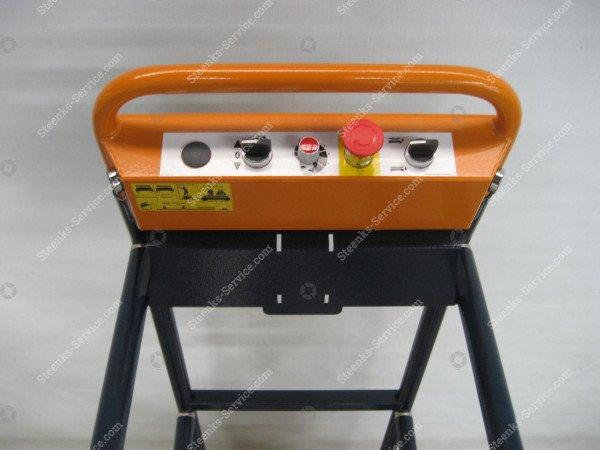 Rohrschienenwagen Benomic Star 350   Bild 9