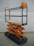 Pipe rail trolley Benomic 3-scissors | Image 7