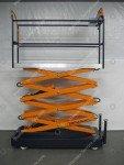 Rohrschienenwagen Benomic 4 Scheren | Bild 5