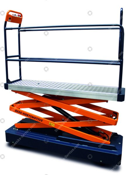 Pipe rail trolley Benomic Star | Image 7