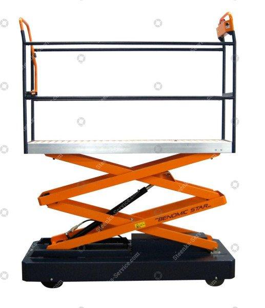Rohrschienenwagen Benomic Star | Bild 2