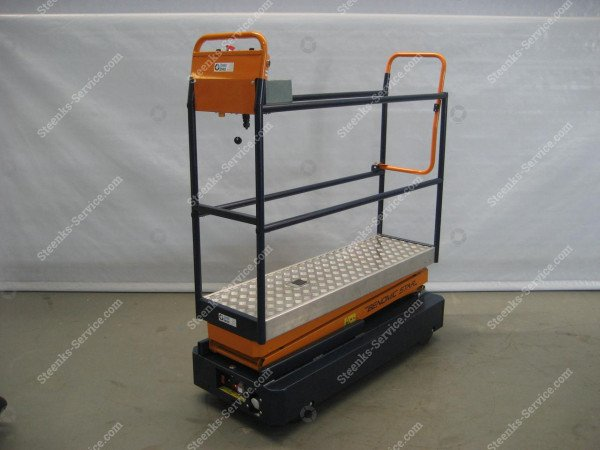 Pipe rail trolley Benomic Star (150 cm.) | Image 2