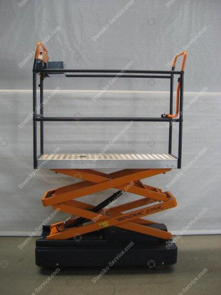 Pipe rail trolley Benomic Star (150 cm.)   Image 4
