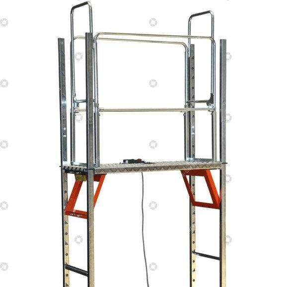 Pipe rail trolley Easykit | Image 2