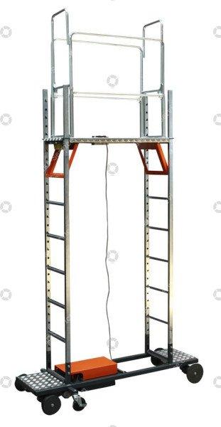 Pipe rail trolley Easykit | Image 3