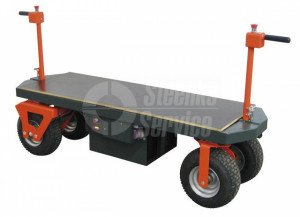 Airwheel harvesting trolley Easy Track