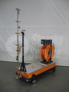 Spray trolley BRW170