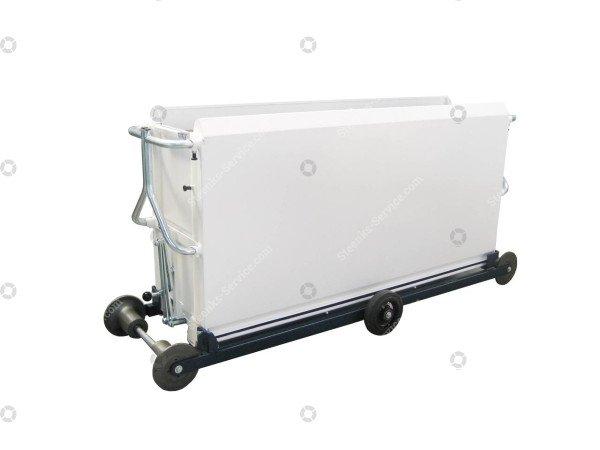 Paprika onderloscontainer 170 cm.
