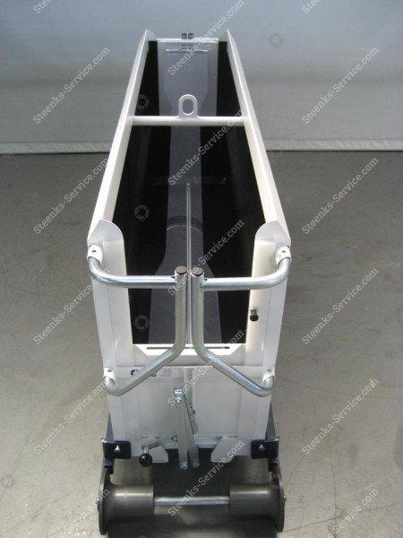 Paprika onderloscontainer 170 cm.   Afbeelding 2