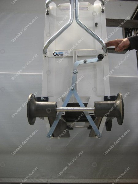 Paprika onderloscontainer 170 cm.   Afbeelding 3