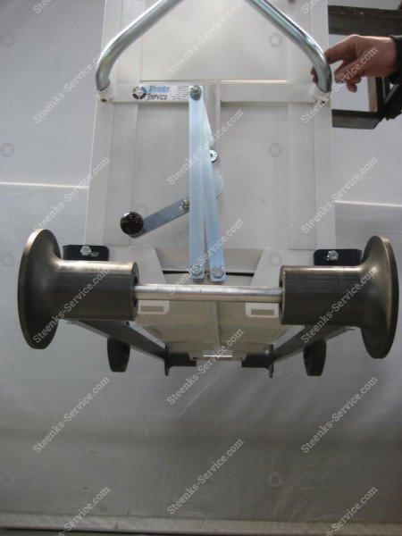 Paprika onderloscontainer 170 cm.   Afbeelding 4