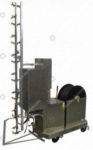 Spritz Roboter Meto + Dosatron
