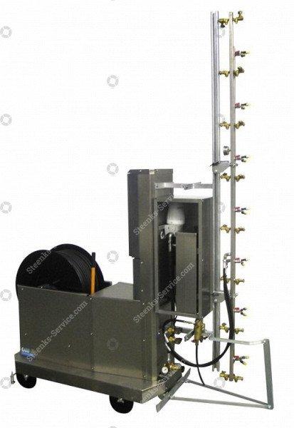 Spritz Roboter Meto + Dosatron | Bild 2