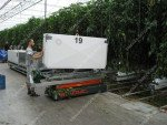 Paprika buisrailwagen Benomic | Afbeelding 6