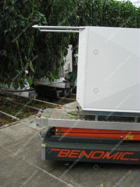 Paprika Rohrschienenwagen Benomic | Bild 3