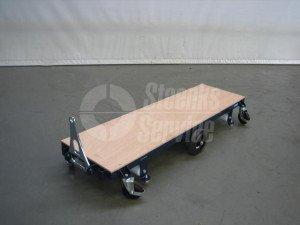Transport trolley steel 168 cm.