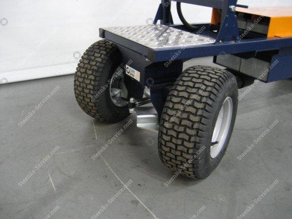 Luchtbandenwagen Benomic EasyTrack 280cm | Afbeelding 4