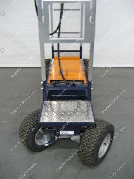 Luchtbandenwagen Benomic EasyTrack 280cm | Afbeelding 9