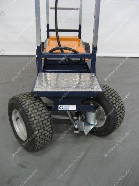 Luftreifenwagen Benomic EasyTrack 280cm   Bild 8