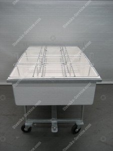 Roses Picking trolley