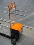 Leaf-picking trolley Berg Hortimotive | Image 18