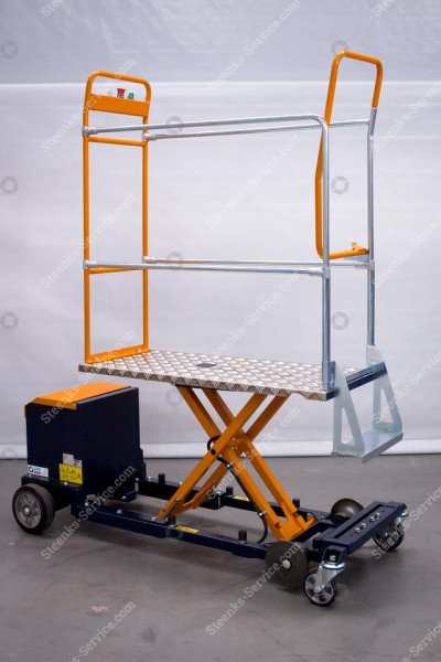 Leaf-picking trolley Berg Hortimotive | Image 2