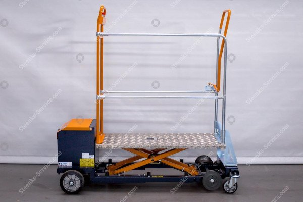 Leaf-picking trolley Berg Hortimotive | Image 6