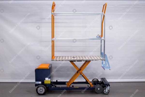 Leaf-picking trolley Berg Hortimotive | Image 7