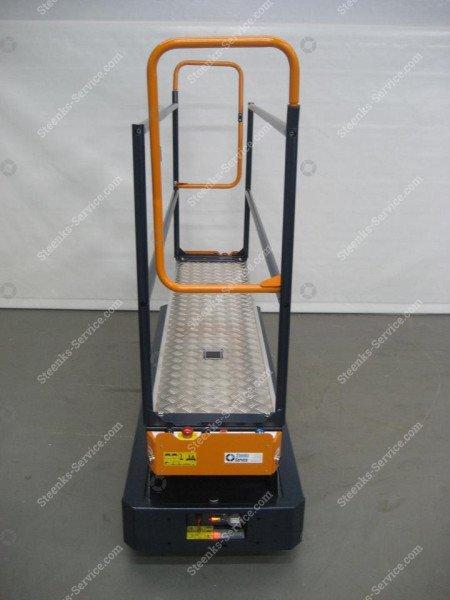 Rohrschienenwagen Benomic 2-Schere   Bild 4
