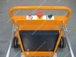 Leaf-picking trolley Berg Hortimotive | Image 4