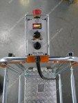 Luftreifenwagen Benomic EasyTrack 230cm | Bild 6