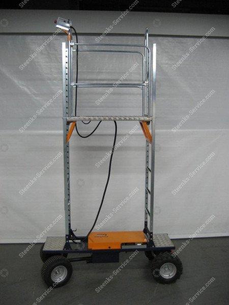 Air wheel trolley Benomic Easy Track | Image 3