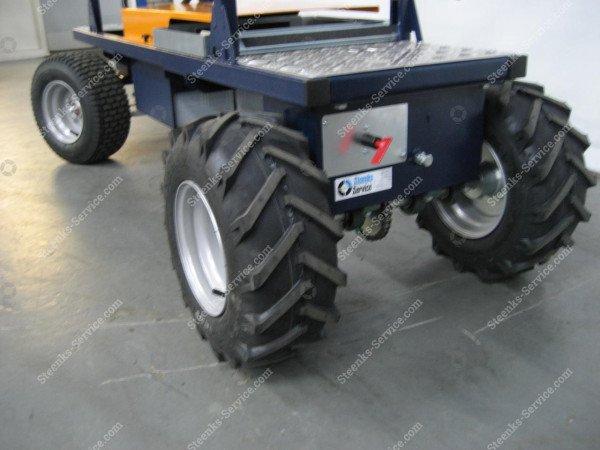 Air wheel trolley Benomic Easy Track | Image 5