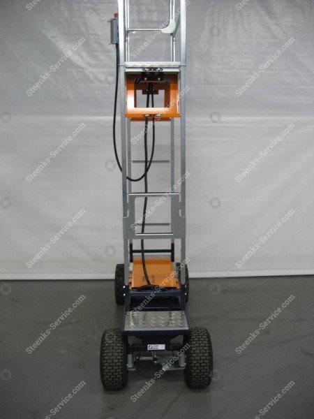Luchtbandenwagen Benomic EasyTrack 230cm | Afbeelding 7