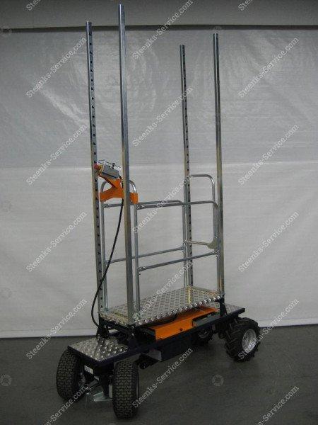 Luchtbandenwagen Benomic EasyTrack 230cm | Afbeelding 10