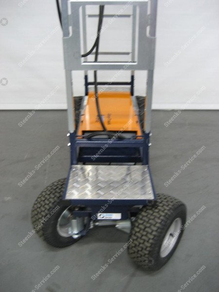 Luftreifenwagen Benomic EasyTrack 230cm | Bild 9