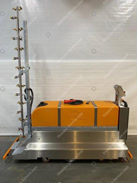 Spuitrobot Meto SWT   Afbeelding 2