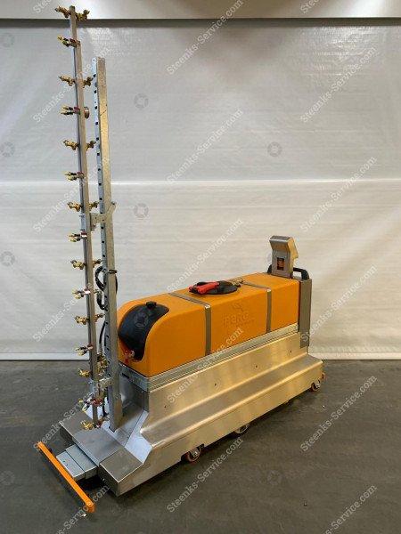 Spuitrobot Meto SWT   Afbeelding 3