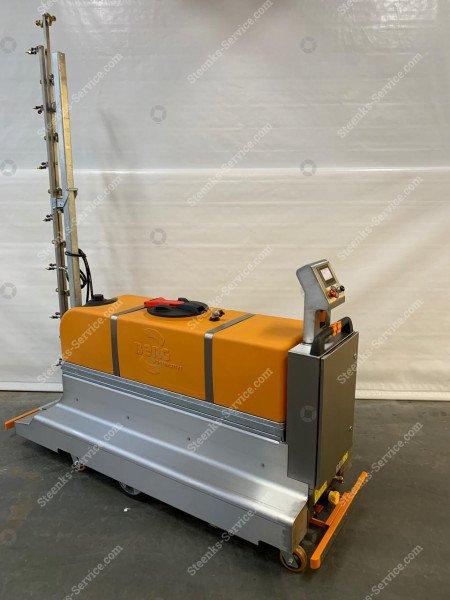 Spuitrobot Meto SWT   Afbeelding 4