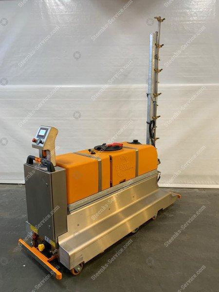 Spuitrobot Meto SWT   Afbeelding 7