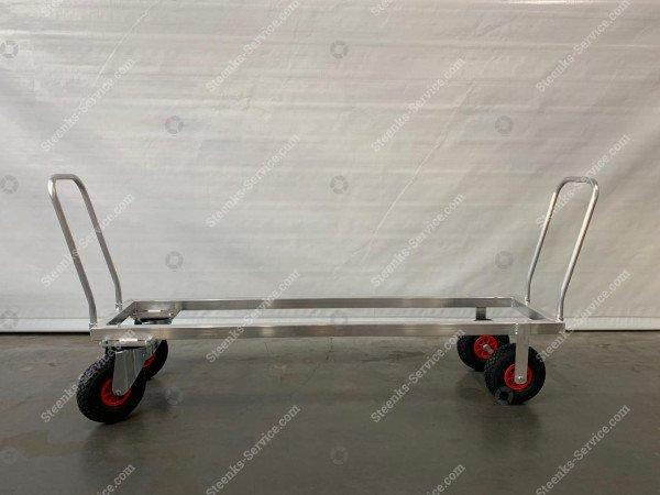 Transportierwagen alum. mit Luftreifen | Bild 2