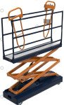 Pipe rail trolley Benomic S350 2 scissor | Image 2