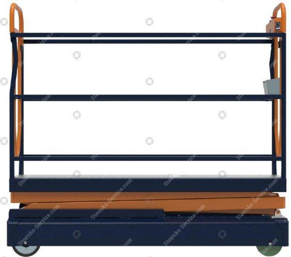 Pipe rail trolley Benomic S350 2 scissor | Image 3