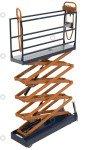 Pipe rail trolley Benomic S660 4 scissor   Image 2