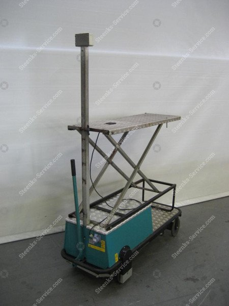 Pipe rail trolley BR04 Berg Hortimotive | Image 2