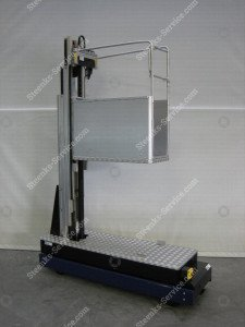 Pipe rail trolley B-lift 4600