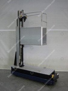 Rohrschienenwagen B-lift 4600