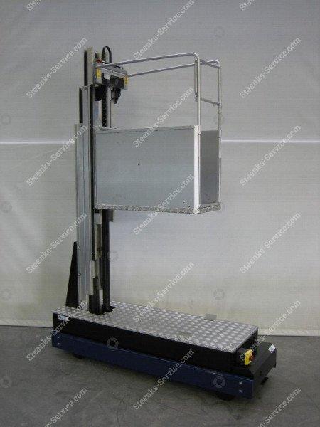 Buisrailwagen B-lift 4600