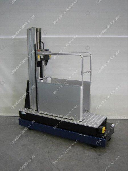 Pipe rail trolley B-lift 4600   Image 2